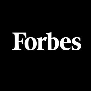 Реклама в журнале Forbes
