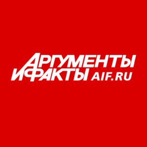 Реклама в газете АиФ