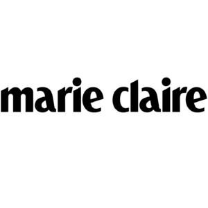 Реклама в журнале Marie Claire