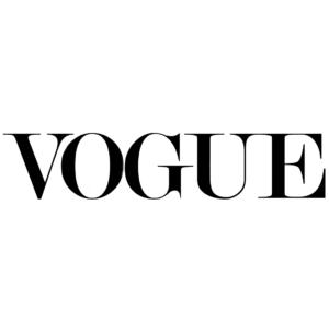 Реклама в журнале Vogue